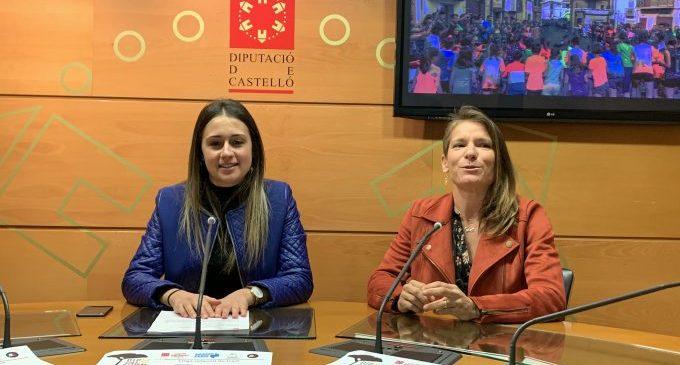 La Diputació de Castelló patrocinarà el 'II Circuit DipCas Trail Kids' per a xiquets i xiquetes d'entre 6 i 16 anys