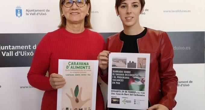 Smara inicia la Caravana de Alimentos y realiza una charla sobre Vacances en Pau