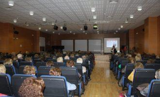 Borriana acoge una charla sobre prevención de la demencia con música