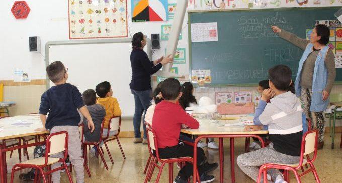 Sense etiquetes una acció educativa dirigida a l'alumnat de Borriana