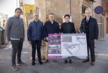 L'Ajuntament reinicia les obres del projecte d'embelliment urbà 'Onda Bonica'