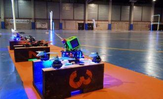 Drone Racing L'Alcora presenta su equipo 2020 en la primera Tiny's Cup