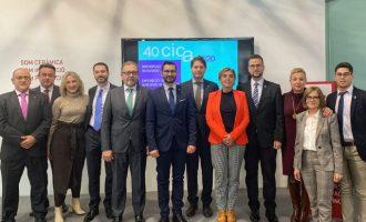 El Concurs Internacional de Ceràmica de l'Alcora arriba a la seua 40a edició com a referent de la ceràmica contemporània