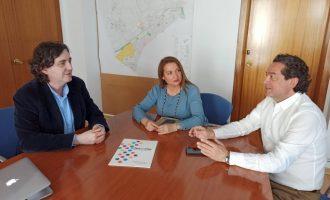 Benicàssim s'uneix al programa Viles en Flor de la Comunitat Valenciana