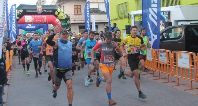 Samuel Palomera polvoritza el rècord de l'Almenara Xtrem