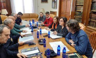 Las Fallas de Benicarló contarán con el dispositivo de seguridad más grande de los últimos años