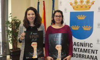 La programación del 8M de Borriana se centrará en la igualdad en el mundo laboral