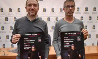 Núria Espert encapçala el cartell del Cicle de Teatre de Primavera de Benicarló