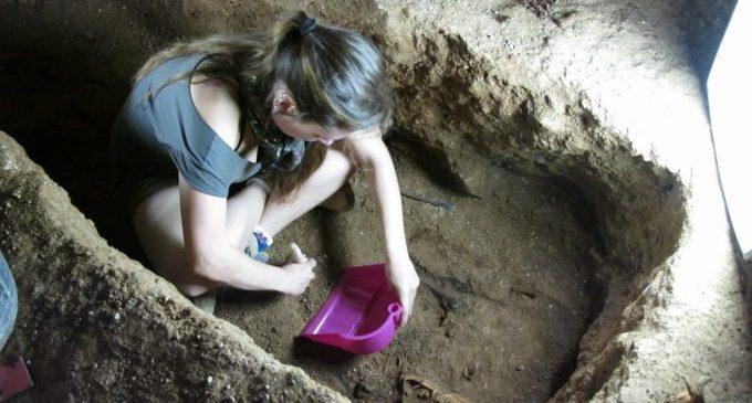 Les restes arqueològiques de la capella del Convent tornaran al Mucbe de Benicarló