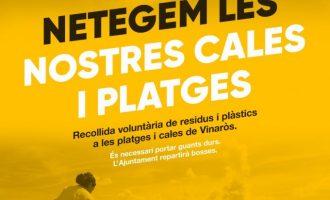 L'Ajuntament de Vinaròs fomentarà la neteja de les platges amb una jornada de recollida de residus