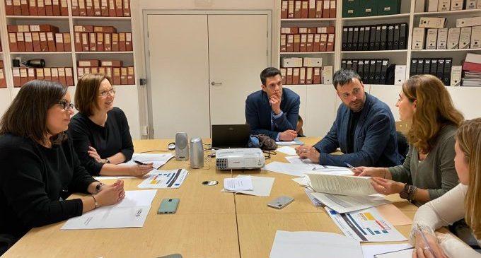 Benicarló avança en l'execució dels projectes de l'Estratègia DUSI