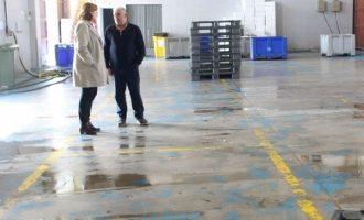 Borriana sol·licita a l'Estat que permeta tramitar ERTES als armadors de pesca