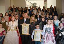 Marco nomena oficialment als pregoners del 75 aniversari de les festes de la Magdalena