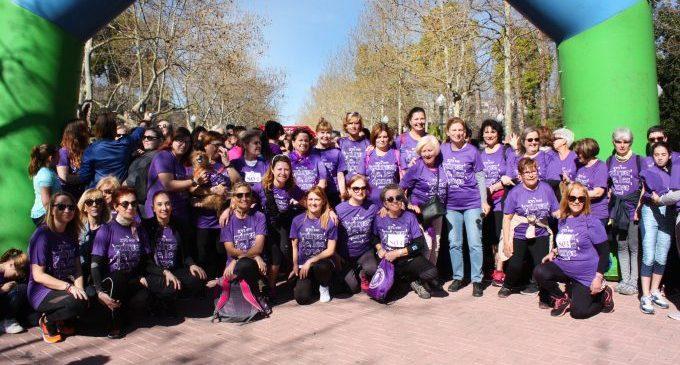 Més de 4.200 participants recorren Castelló en la XVI Cursa de les Dones