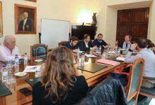La Junta de Portaveus analitza la situació del coronavirus a la ciutat de Castelló