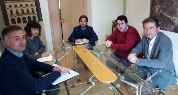 Navarro aborda amb la Plataforma del Llaurador noves línies de dinamització de l'agricultura