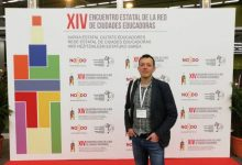 Mezquita evalúa en Sevilla la calidad de Castelló como ciudad educadora
