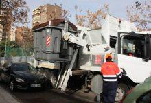 Castelló adapta la recogida y la separación de residuos a las recomendaciones del Consell y del Ministerio