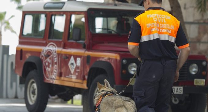 Els voluntaris de Protecció Civil de la Diputació portaran medicaments a les llars de malalts oncològics