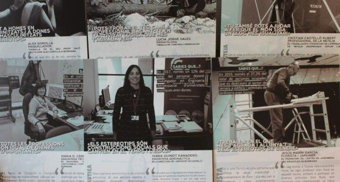 L'exposició #SenseEtiquetes mostra persones que trenquen estereotips en l'àmbit laboral