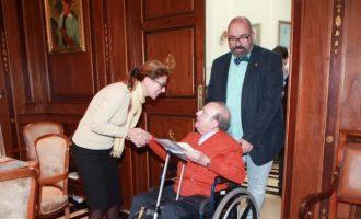 L'Ajuntament de Castelló lamenta la pèrdua de Germà Colón, fill predilecte de la ciutat
