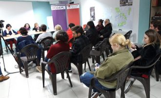 Unides Podem pide parar la actividad económica no esencial y aprobar una renta básica de emergencias ante el coronavirus