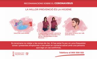 L'Ajuntament de Vinaròs adopta mesures de prevenció enfront el COVID-19