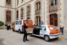Protecció Civil de Castelló entrega a domicili els medicaments a malalts oncològics