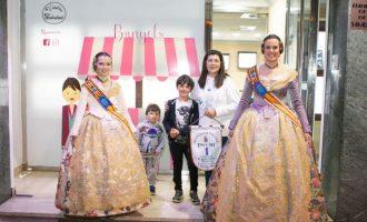 Borriana premia els Millors Aparadors del Concurs de Falles 2020