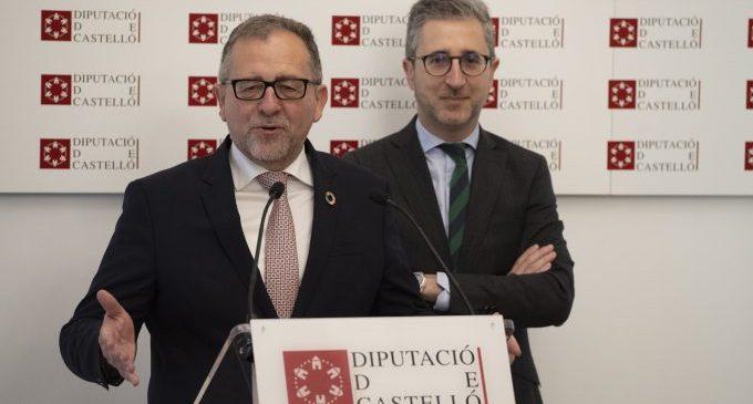 Diputació i Generalitat signaran un conveni per a dissenyar un pla de mobilitat, transports i carreteres a la província de Castelló