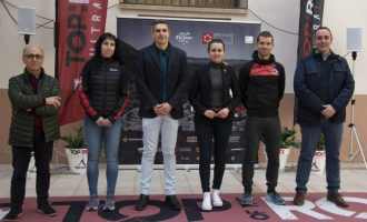 El divendres torna a Castelló l'ultrail 'Top of the Rock'