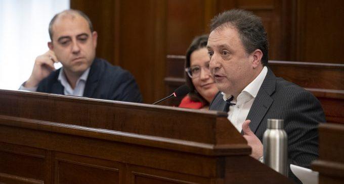 La Diputació aprova el Pla d'Ocupació per a xicotets ajuntaments i el Pla Econòmic i Financer