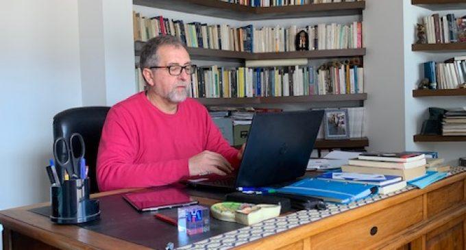 José Martí destaca que durant les dues setmanes de confinament la Diputació ha continuat assistint als ajuntaments amb les obres del Pla 135