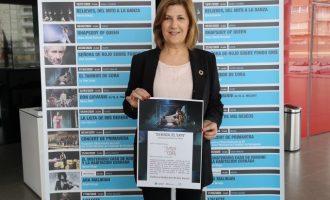 El Ayuntamiento de la Vall d'Uixó y el Auditorio regalan entradas al alumnado para conmemorar el Día del Teatro