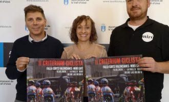 L'Ajuntament de la Vall d'Uixó presenta el II Critèrium Ciclista de la Falla Corts Valencianes i Miró Café