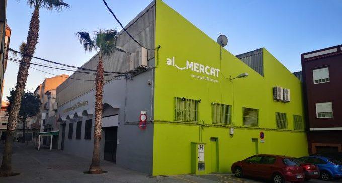 El Mercat Municipal d'Almenara incorporarà fil musical i megafonia
