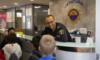 La Policia Local d'Onda agrairà als xiquets el seu comportament a casa durant l'Estat d'Alarma