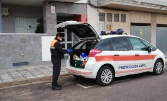 Nules ofrece edificios municipales para emergencias a la Conselleria