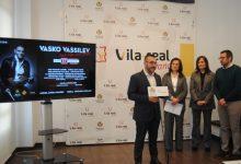 Vila-real Talent torna amb un concert el 16 de maig que unirà a artistes locals i internacionals amb el violinista Vasko Vassilev