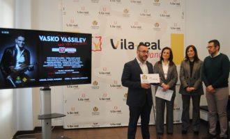 El projecte Vila-real Talent naix amb un concert del violinista Vasko Vassilev