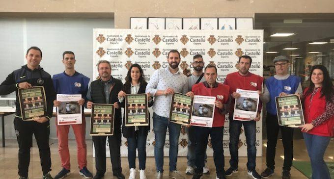 Castelló presenta el XII Trofeu Magdalena de Pilota Valenciana