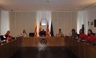Vila-real evalúa las medidas de atención a colectivos vulnerables aplicadas por la crisis del COVID-19