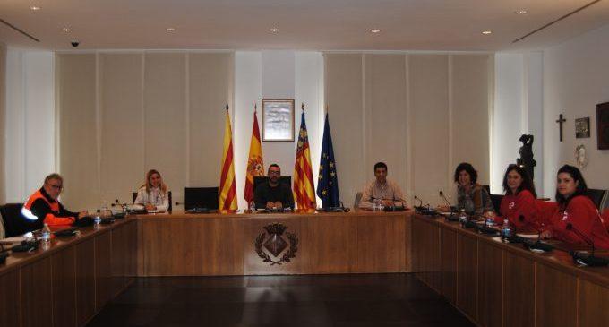 Vila-real avalua les mesures d'atenció a col·lectius vulnerables aplicades per la crisi del COVID-19