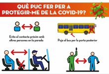 El Groguet adapta les seues línies i condicions d'ús per a garantir el servei i la seguretat dels usuaris i conductors