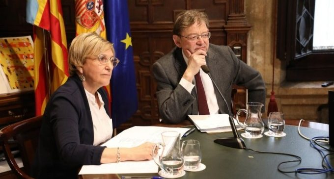 541 casos positivos de coronavirus en la Comunitat Valenciana, 39 en Castelló