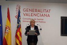 La Comunitat Valenciana registra 332 nous contagis per coronavirus, amb un total de 3.532