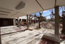 Avancen les obres d'adequació de la futura seu de la Biblioteca Manel Garcia Grau