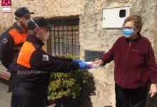 Protecció Civil de la Diputació inicia el repartiment de medicaments a domicili a malalts oncològics
