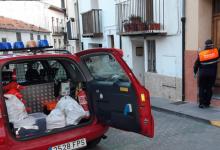 Diputació i Ajuntament de Morella acorden que Protecció Civil porte la compra i les medicines a majors i pacients que hagen d'estar en aïllament