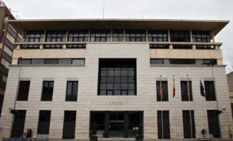 Borriana tanca l'Ajuntament al públic però manté línies telefòniques